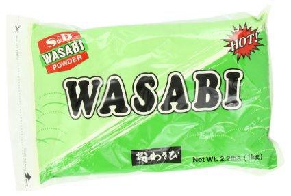 Wasabi Ginger Sauce Wasabi Ginger Sauce Vinegar